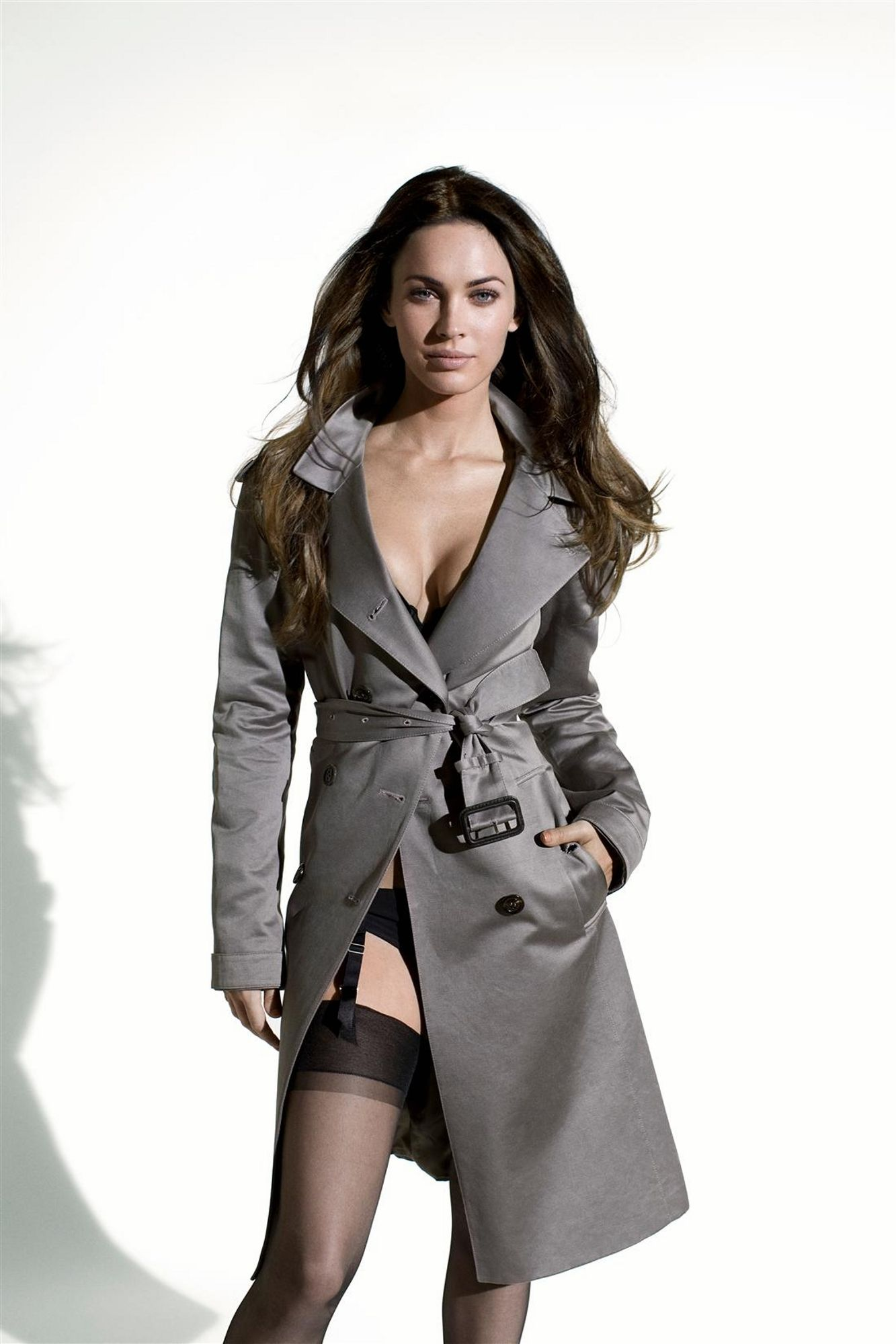 Megan Fox, photograph by GREG WILLIAMS (ESQUIRE magazine ...