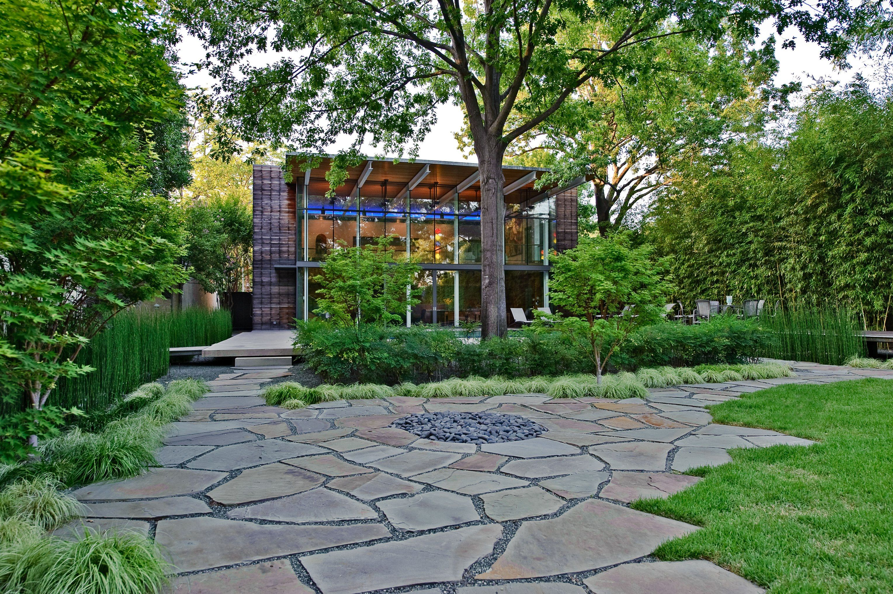 hocker design group / pool house, dallas | My eye view | Pinterest ...