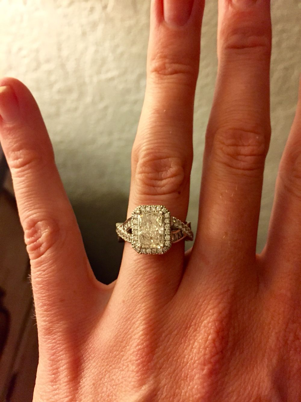 Another view of my ring!!