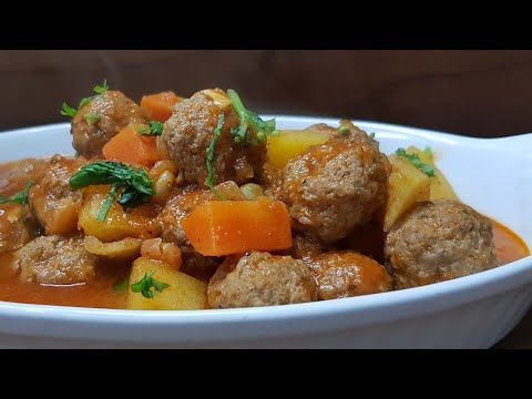 Photo of How To Make Vegetable Misket Meatballs / Sulu Meatballs From Master …