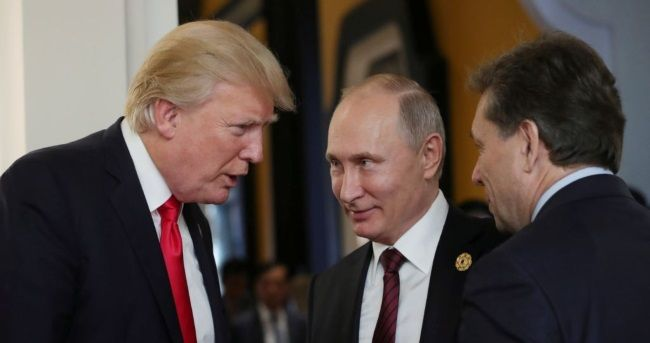 Russian President Vladimir Putin is ready to meet his US counterpart - invitation issued by the russian foreign ministry
