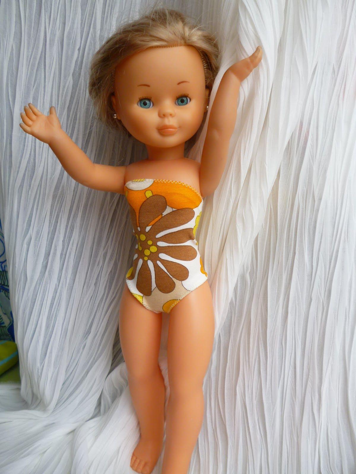 Muñeca Nancy Cose NancyTutorial Bañador Anilegra Para Nuestra ikZPuX