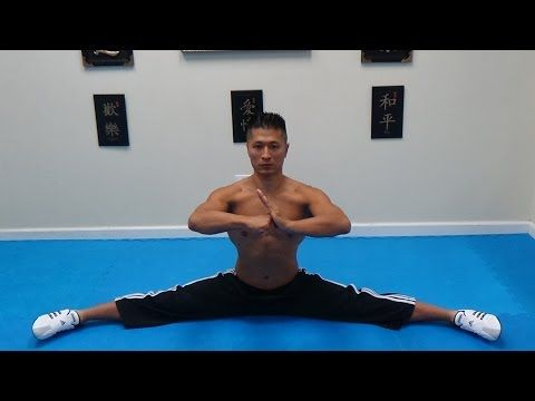 learn the splits in 2 weeks  youtube  muscles in your