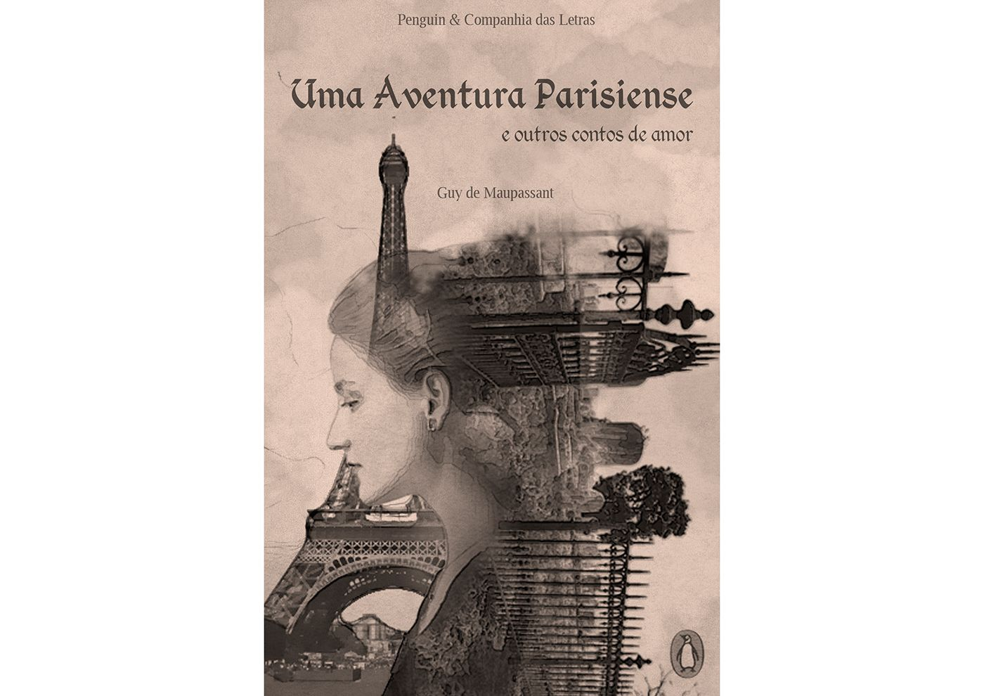 """Livro - """"Uma Aventura Parisiense (...)"""""""