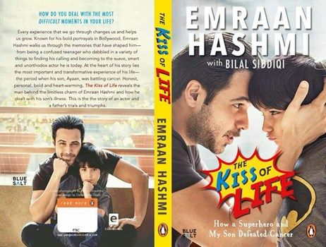 Celebrities promote Emraan Hashmi's book on his son's cancer : MagnaMags