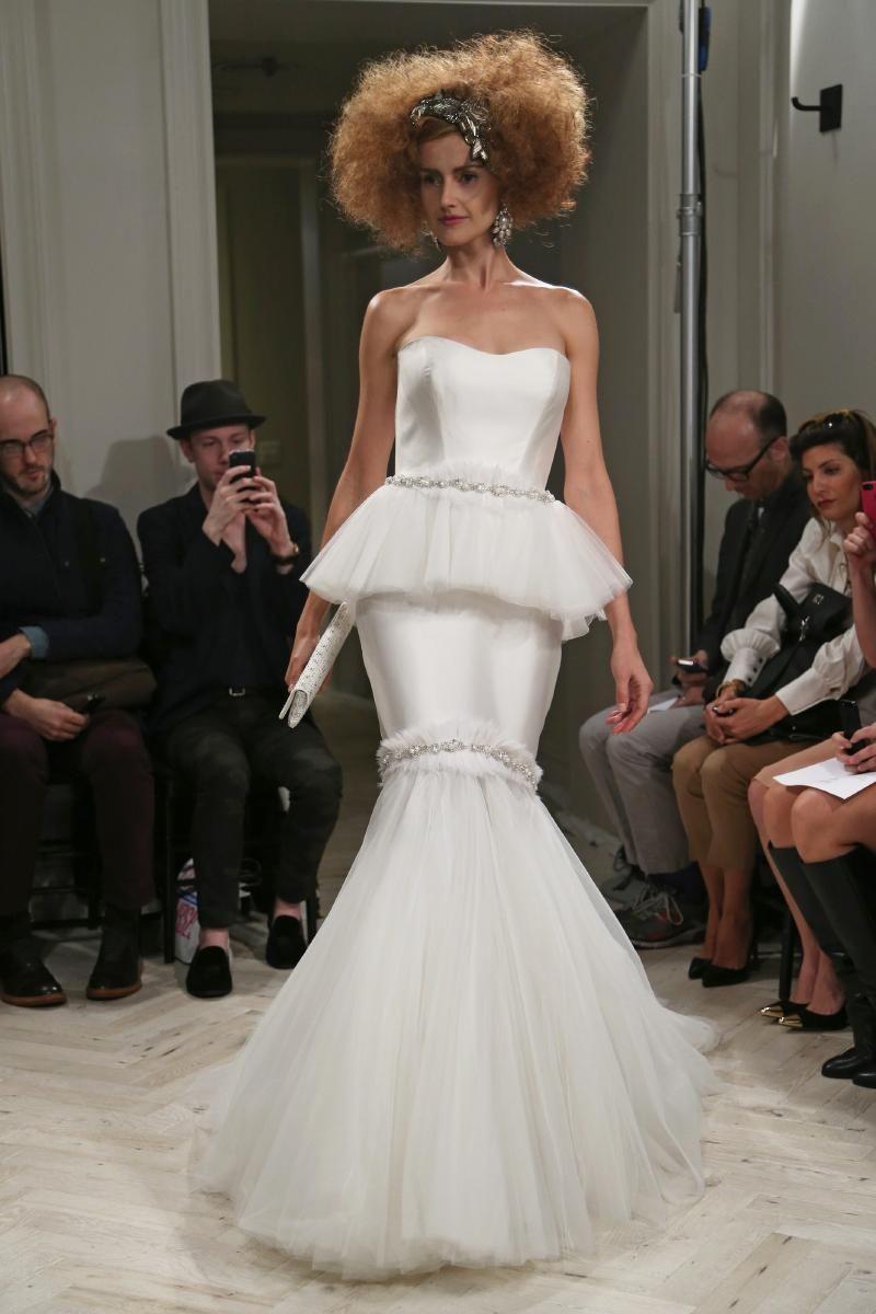 MUSE by BERTA Wedding Dresses 2019 - Barcelona Bridal