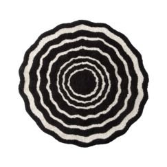 Love This For My Black White And Red Bathroom Target Rug Bath