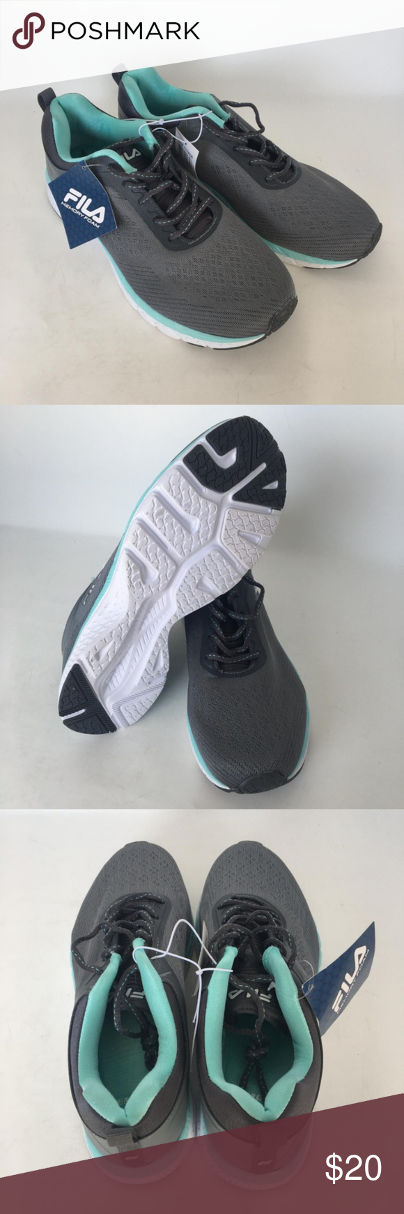 63c83f569fa1 FILA Womens Memory Foam Outreach Athletic Shoe Used But in Excellent  Condition Actually these are customer