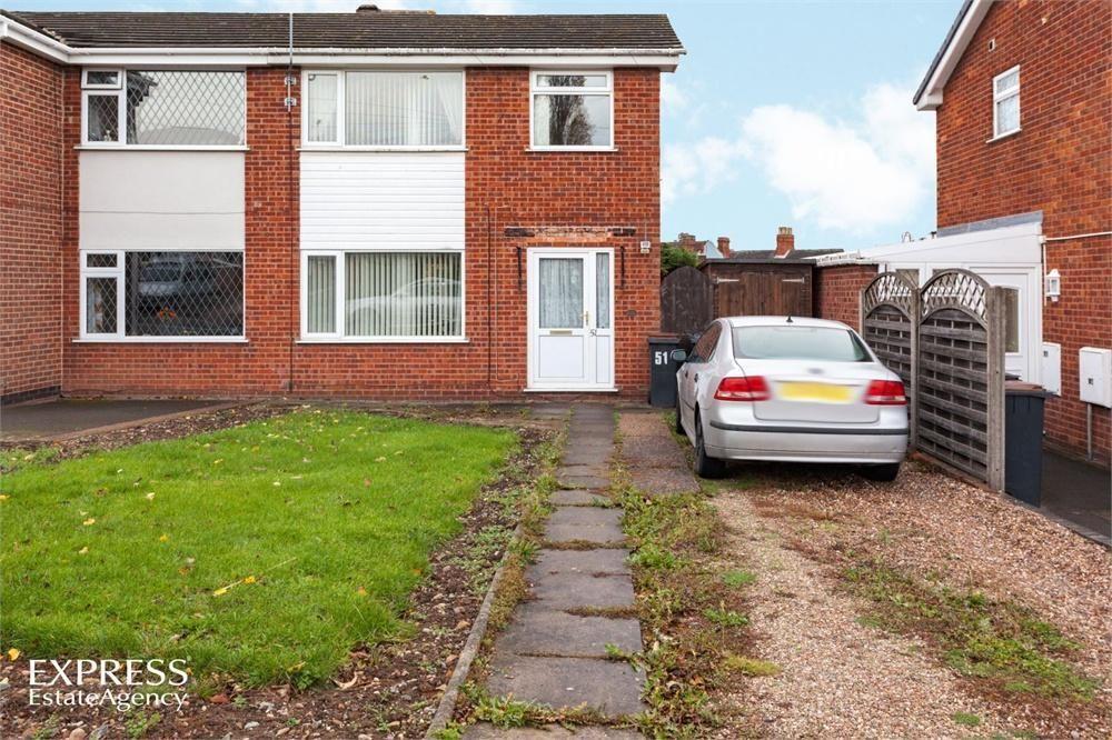 3 bedroom semidetached house for sale Barr Crescent