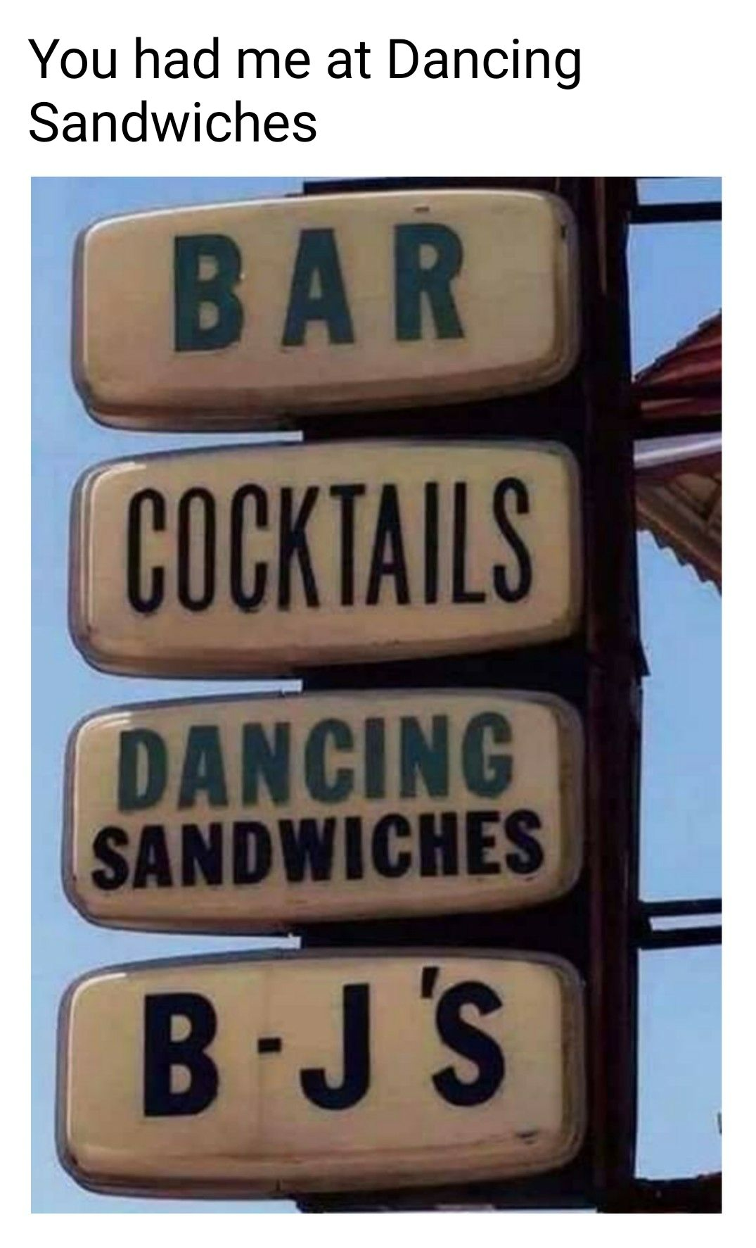 (Drooling intensifies) Happy hour cocktails, Signs