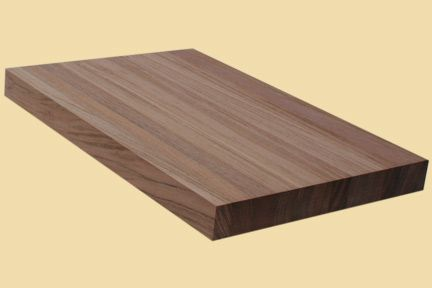 Brazilian Cherry Butcher Block Countertop Brazilian