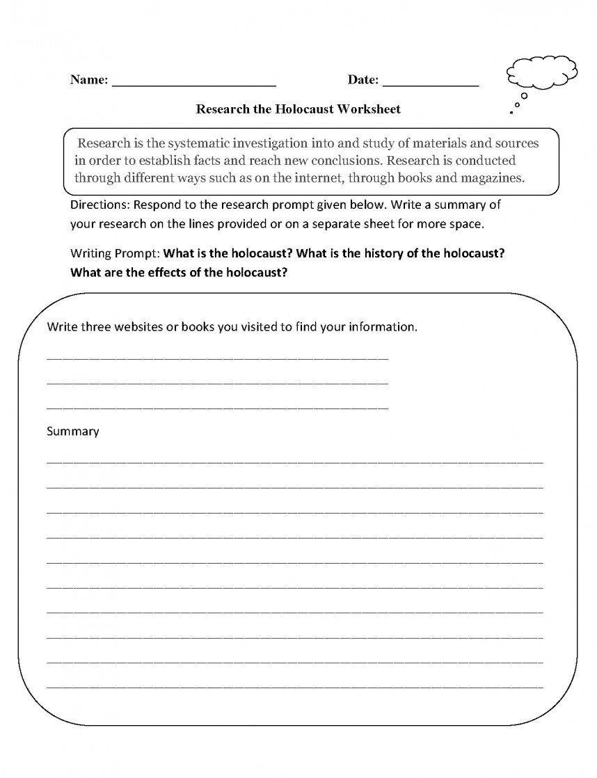 Citing Sources Worksheet 5th Grade 006 Research Paper Examples Papers For 5th Expository Writing Prompts Expository Writing Writing Prompts For Kids