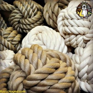 Nuts for Knots Rope Toy