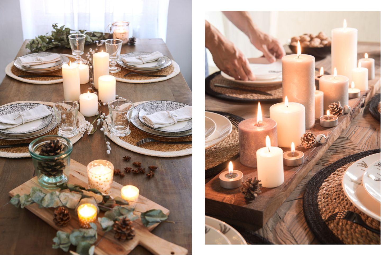Decorazioni Natalizie Maison Du Monde.10 Idee Di Decorazioni Per La Tavola Di Natale Perfette Per