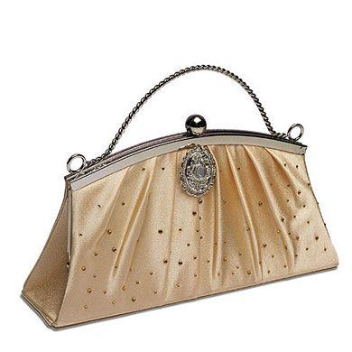 Vintage Style Evening Bag