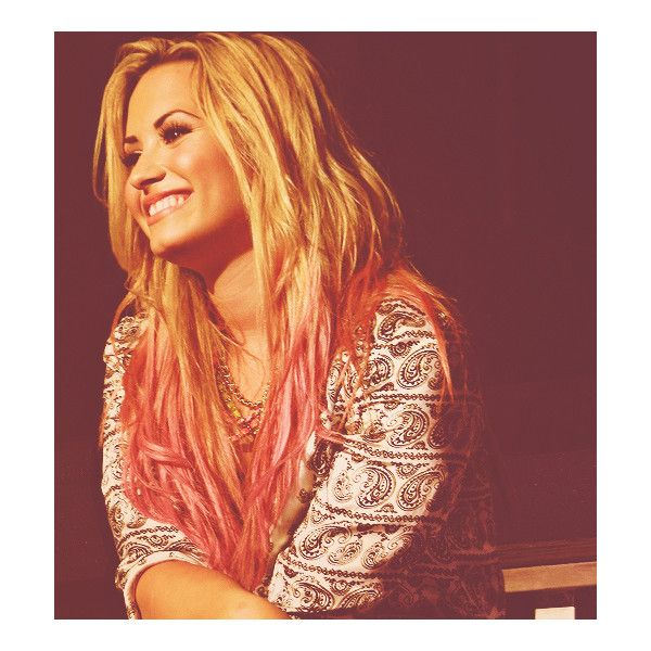 photo ❤ liked on Polyvore featuring demi lovato, demi, hair, pictures and people