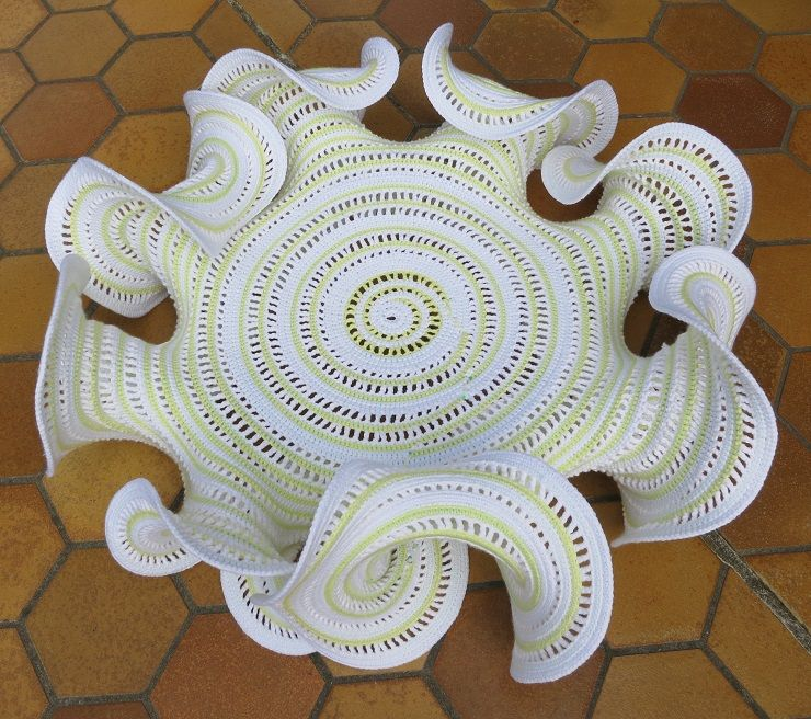 Gabi Meyer\'s Surfaces - Hyperbolic Crochet | Hyperbolic Crochet ...