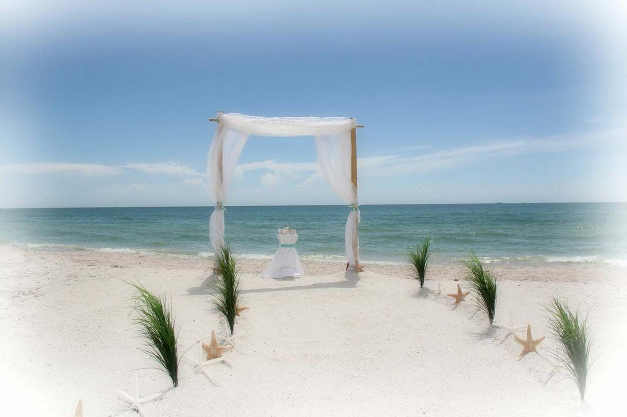 Our classic suncoast package from suncoast weddings