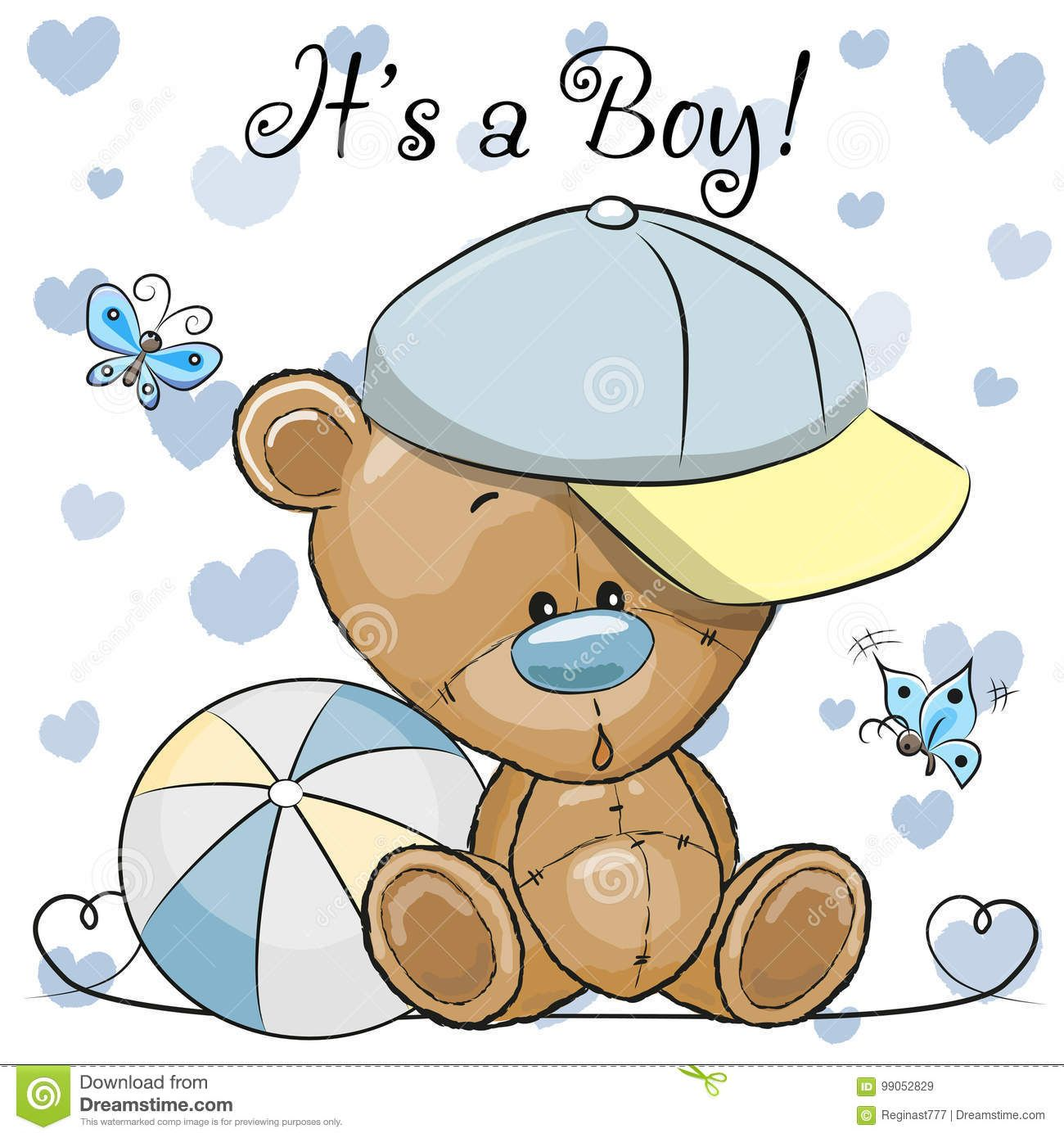 Pin by cecilia longhi on tarjetas baby shower y nacimiento photo about baby shower greeting card with cute cartoon teddy bear boy 99052829 kristyandbryce Image collections