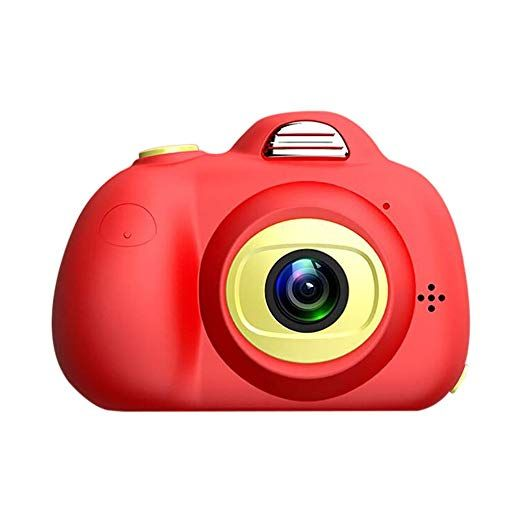 Onefa Kids Toys Camera Compact Cameras For Children Gifts 8mp Hd