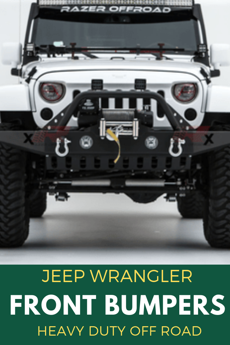 Cool Jeep Front Bumpers