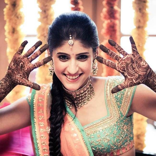 Open Party Hairstyles For Long Hair With Lehenga Pictures