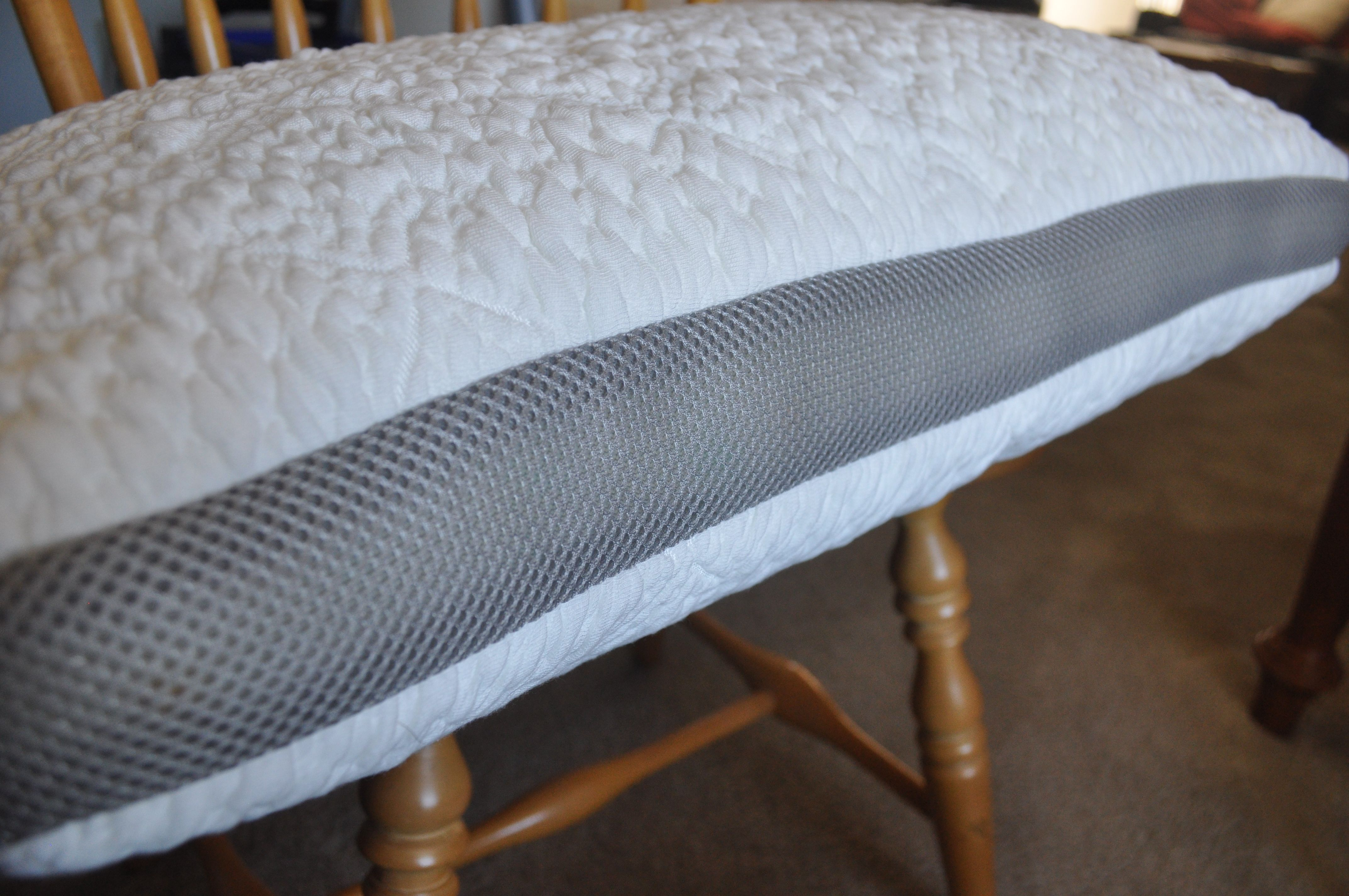 Nest Easy Breather Pillow Review Pillow reviews, Bed