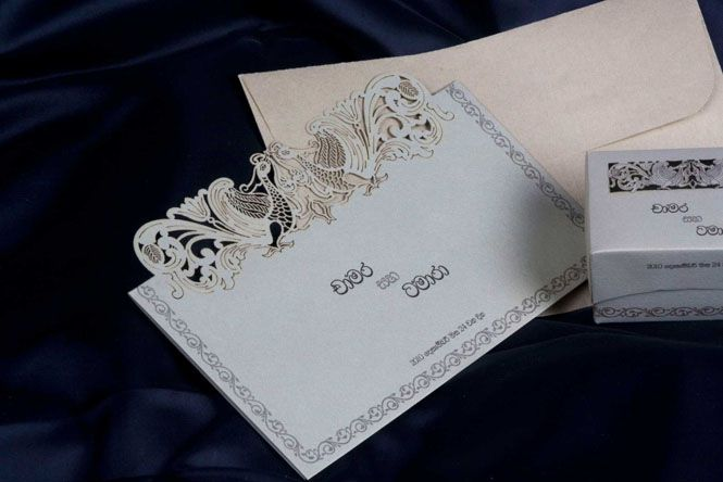 Creative Wedding Cards Sri Lanka Wedding Invitations Designs