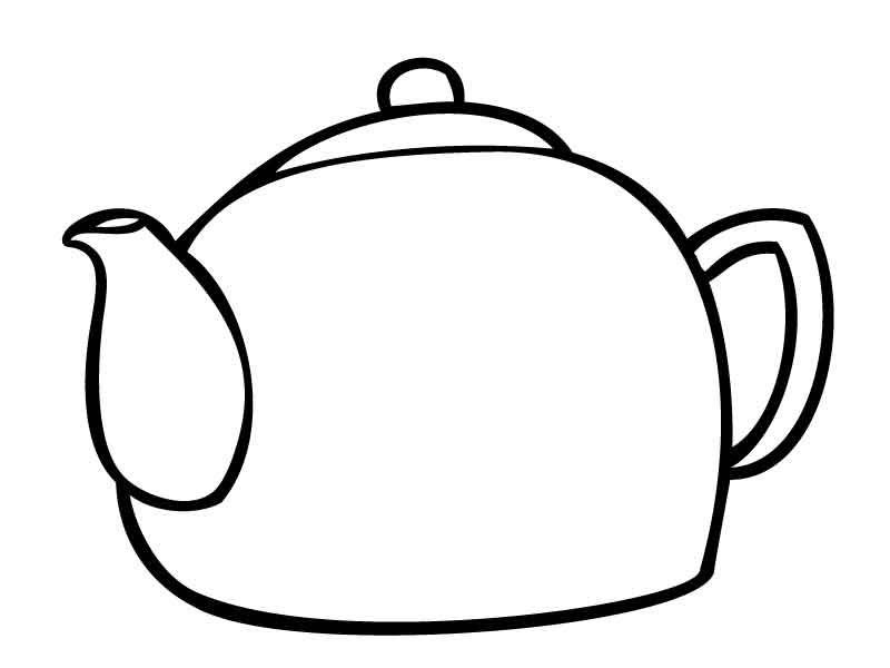 Картинки по запросу нарисованный чайник | Посуда ...