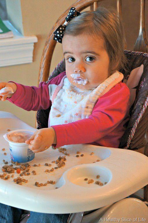 munchkin meals- 18 months old- yogurt