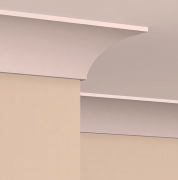 Interior Crown Moulding CR1001 by Mouldex Mouldings - Starting at