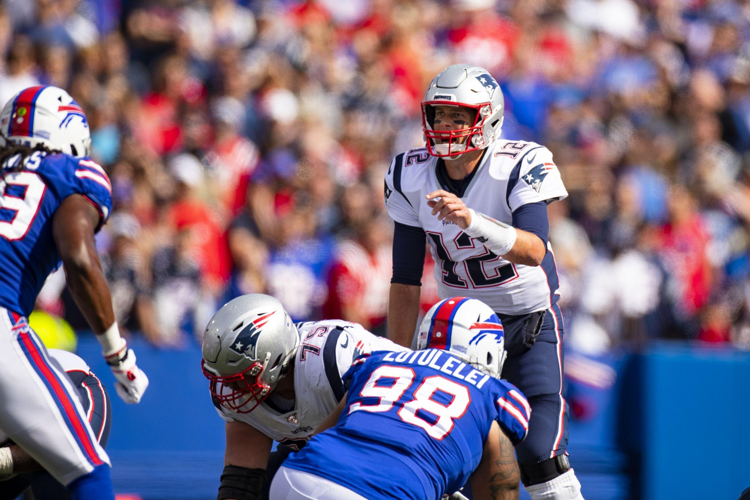 Buffalo Bills vs. New England Patriots How to Watch, Live