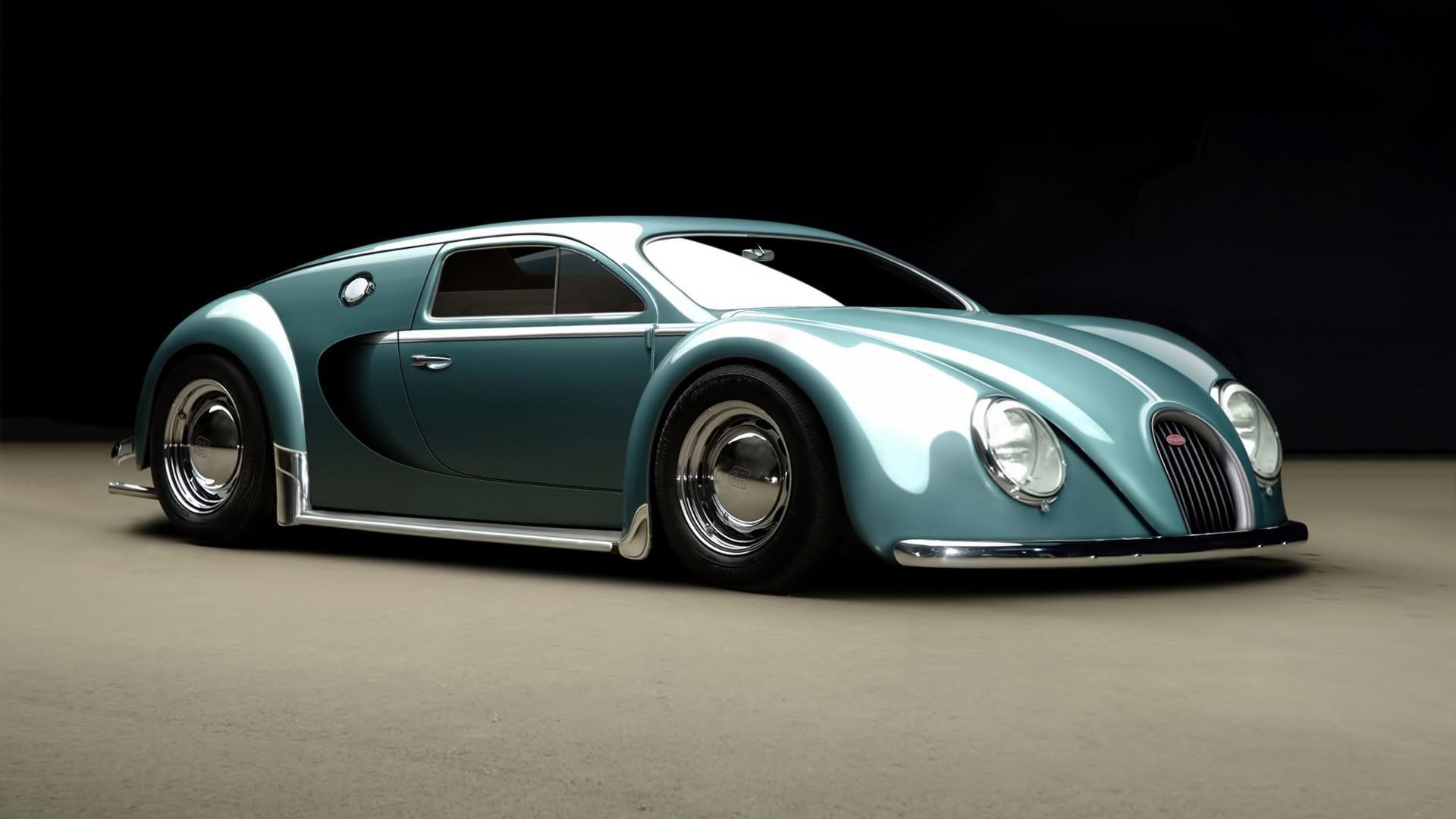 1945 Classic Sport Car Bugatti Veyron