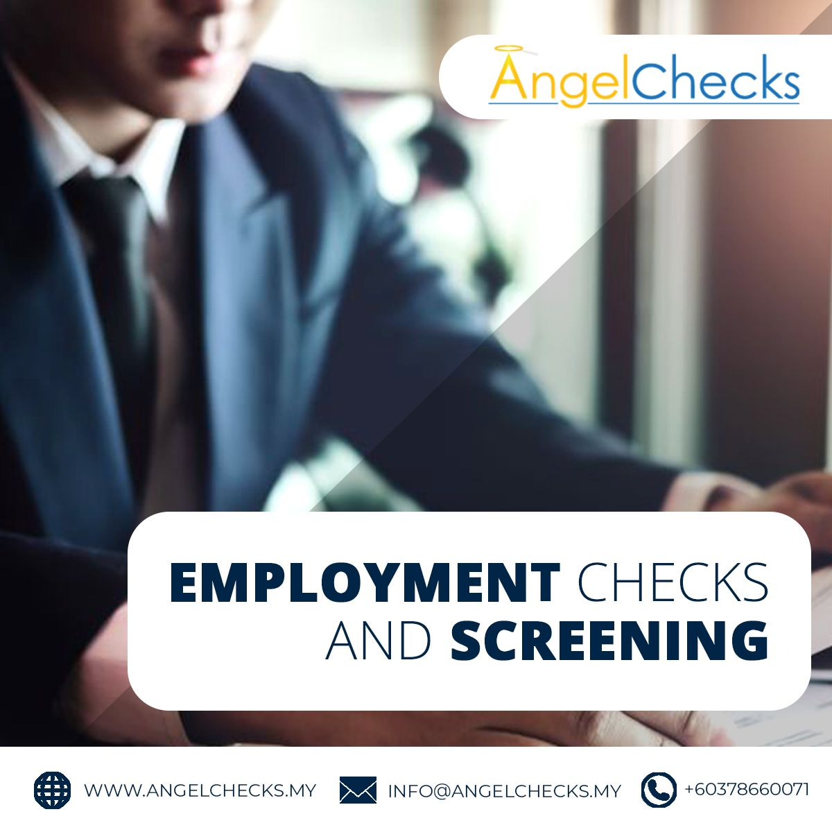 Employment Checks and Screening Employment background