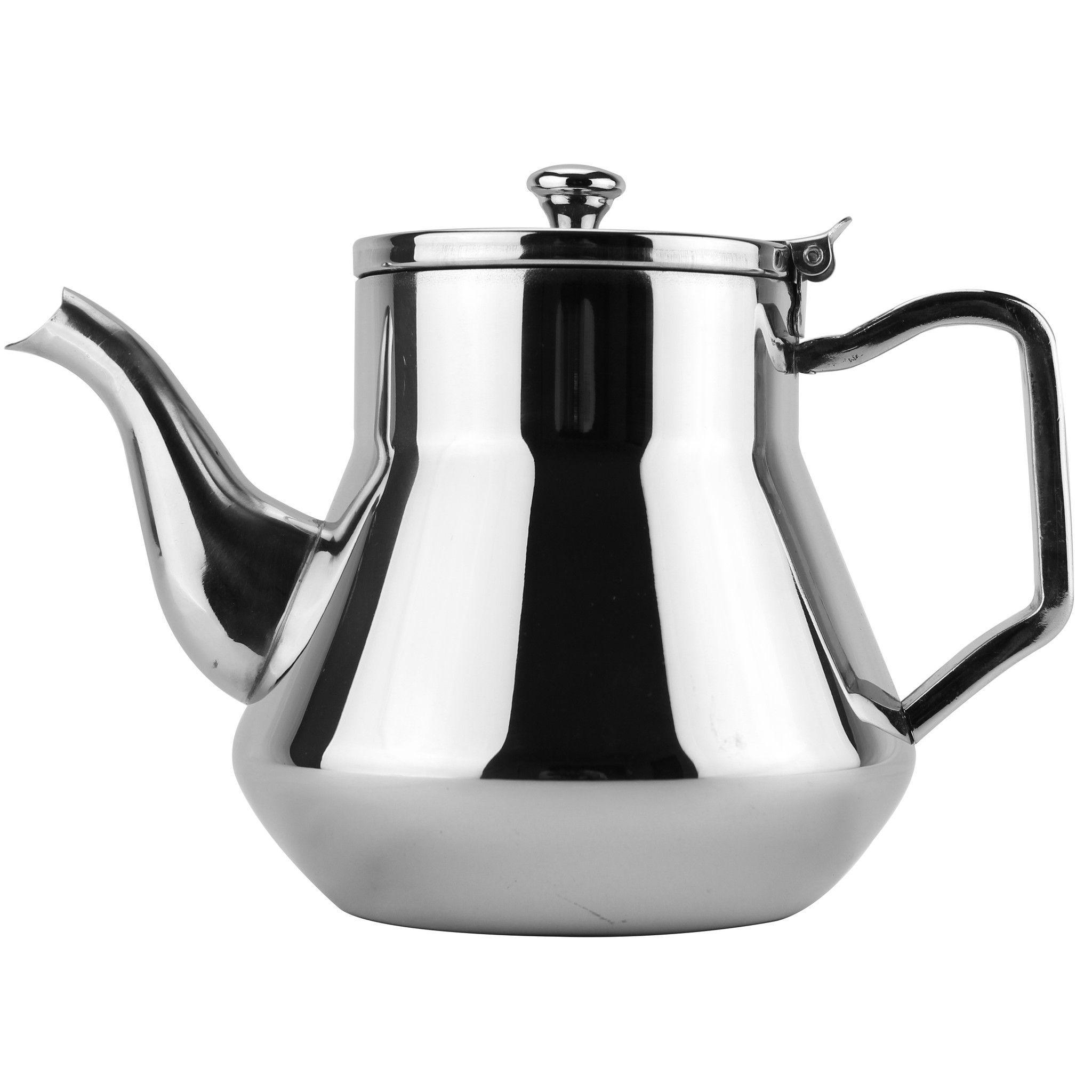 1.5 Liter Stainless Steel Teapot #GS-TPA2