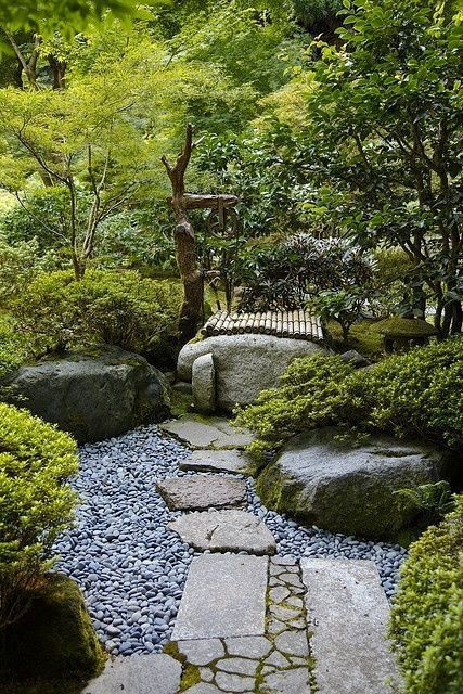 japanese themed garden #japanesegardens #JapaneseGardenTheme #JapaneseGardening #asiangarden