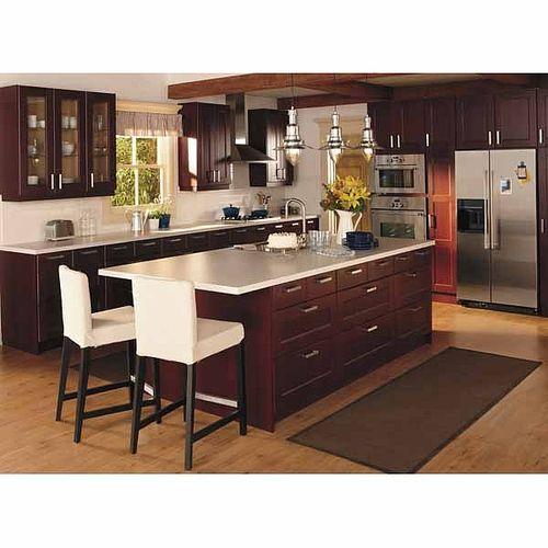 Ikea Kitchen Galley: RAMSJÖ Kitchen IKEA Starting At $1800 For A 10x10 Kitchen