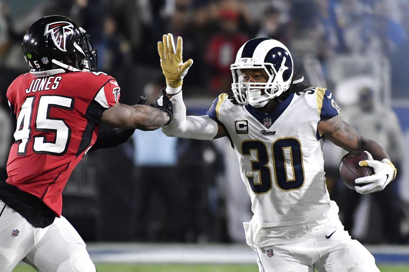RamsFalcons Thursday injury report NFL_News NFL_Update