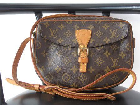 Vintage Jeune Sling Bag That I Adore Bags Louis Vuitton Louis Vuitton Monogram