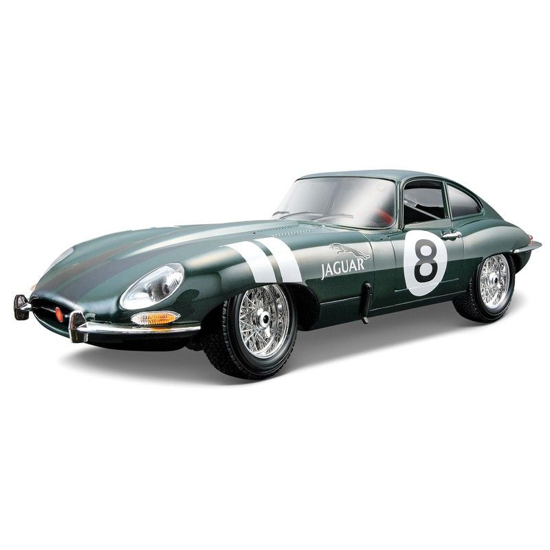 Assemble Your Own Classic Car With This 1:18 Scale Model
