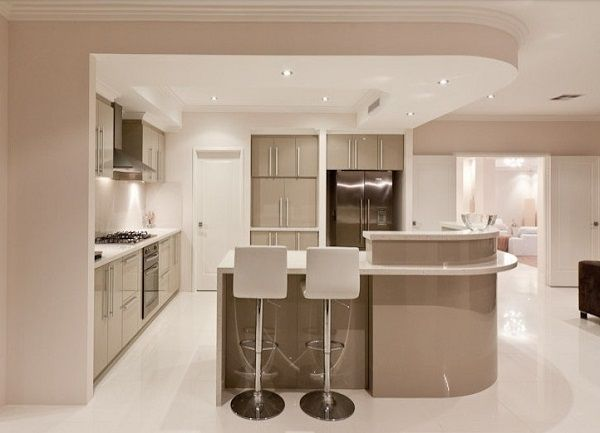 Want to decorate your kitchen with u-shaped designs? If yes, then
