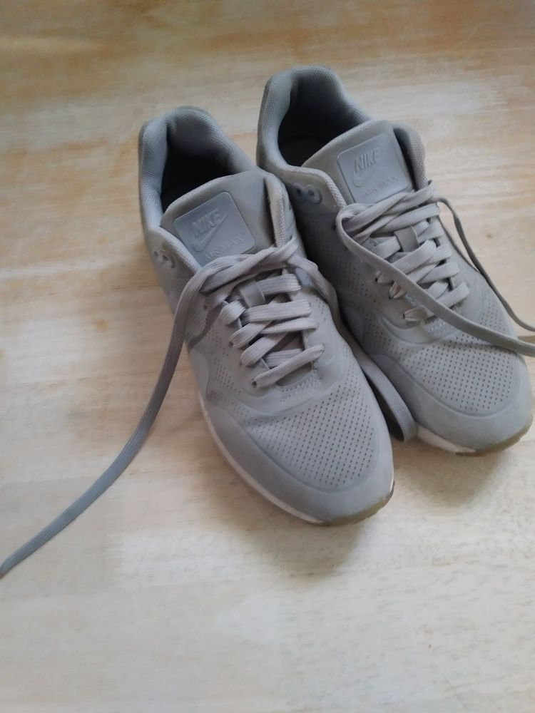 best sneakers 8cbbd 400cb Nike Air Max Women s Running Shoes - 8 US Gray  fashion  clothing  shoes   accessories  womensshoes  athleticshoes (ebay link)
