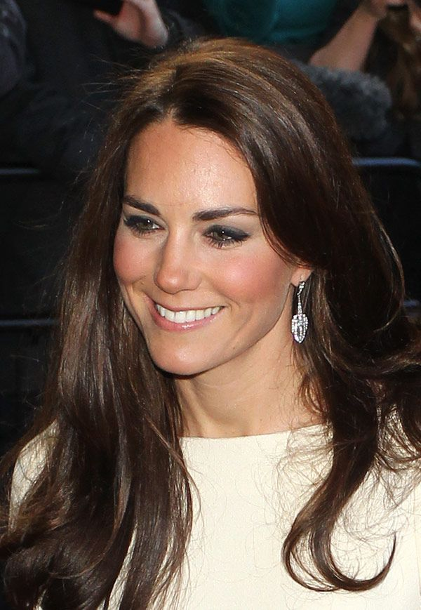 Kate Middleton Looked Gorgeous In Soft Smoky Eyes And Glossy Lips—Get Her Look