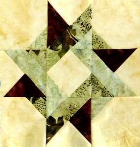 Another Star block » Arbee Designs blog