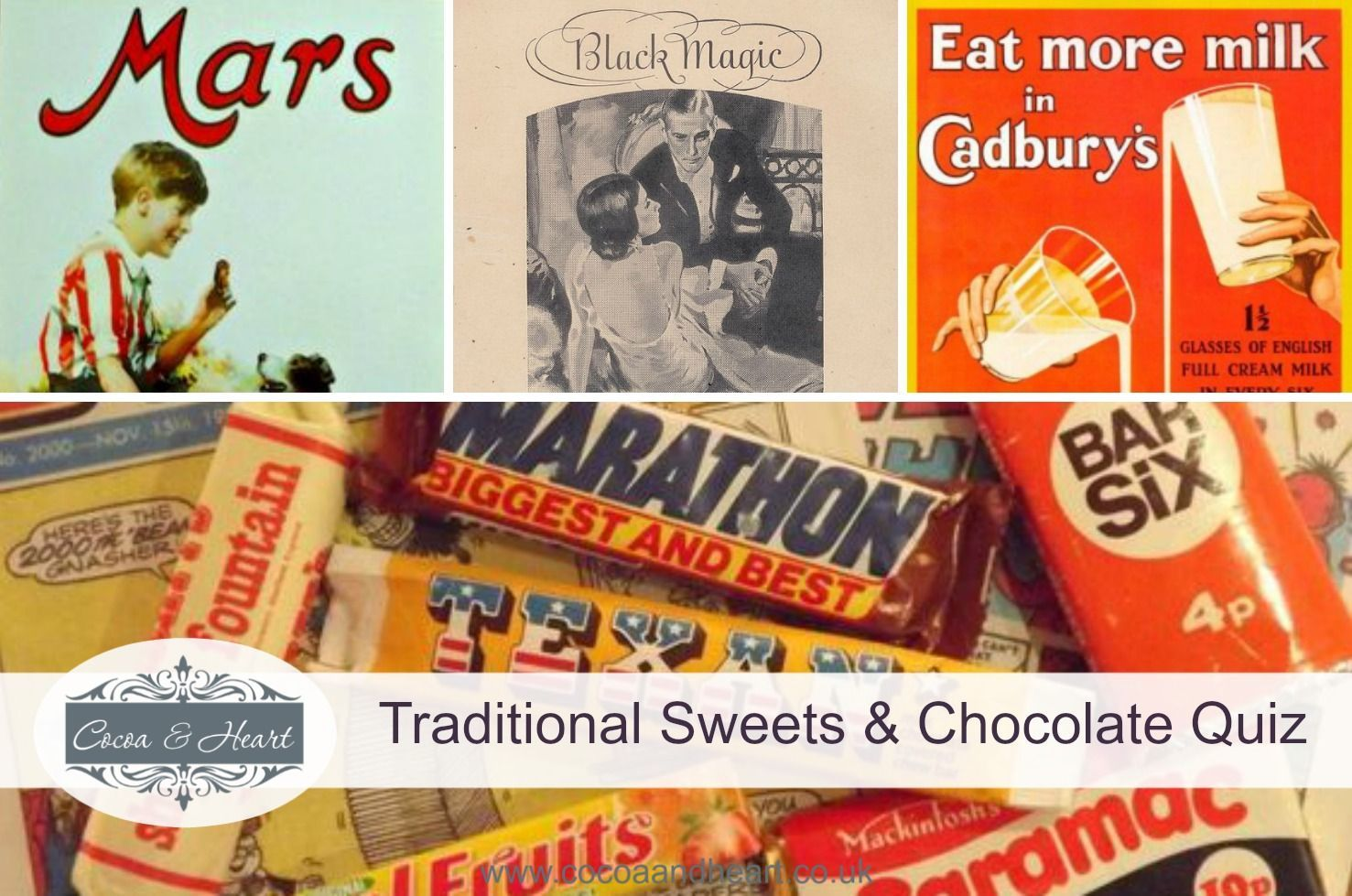 Traditonal Sweets & Chocolate Quiz
