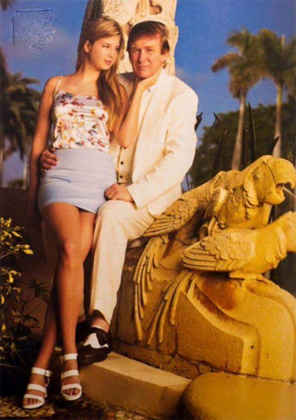 Donald Trump Mocked For Creepy I Would Bang My Daughter Ivanka Comment On