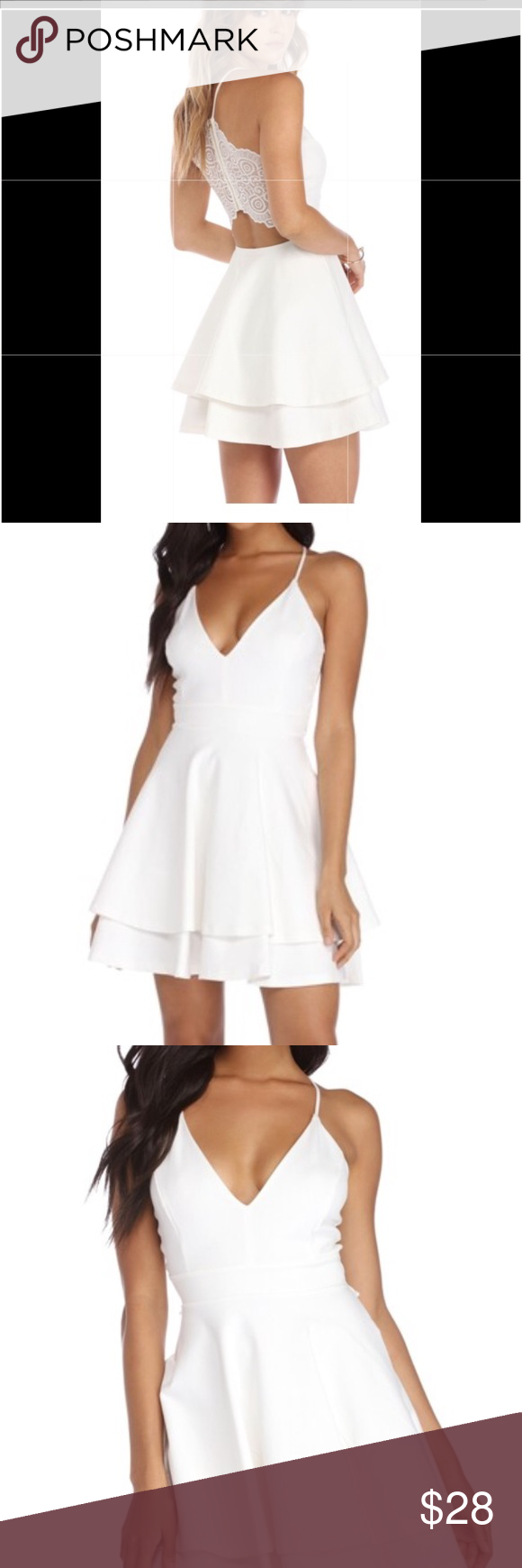 37++ Windsor white dress information