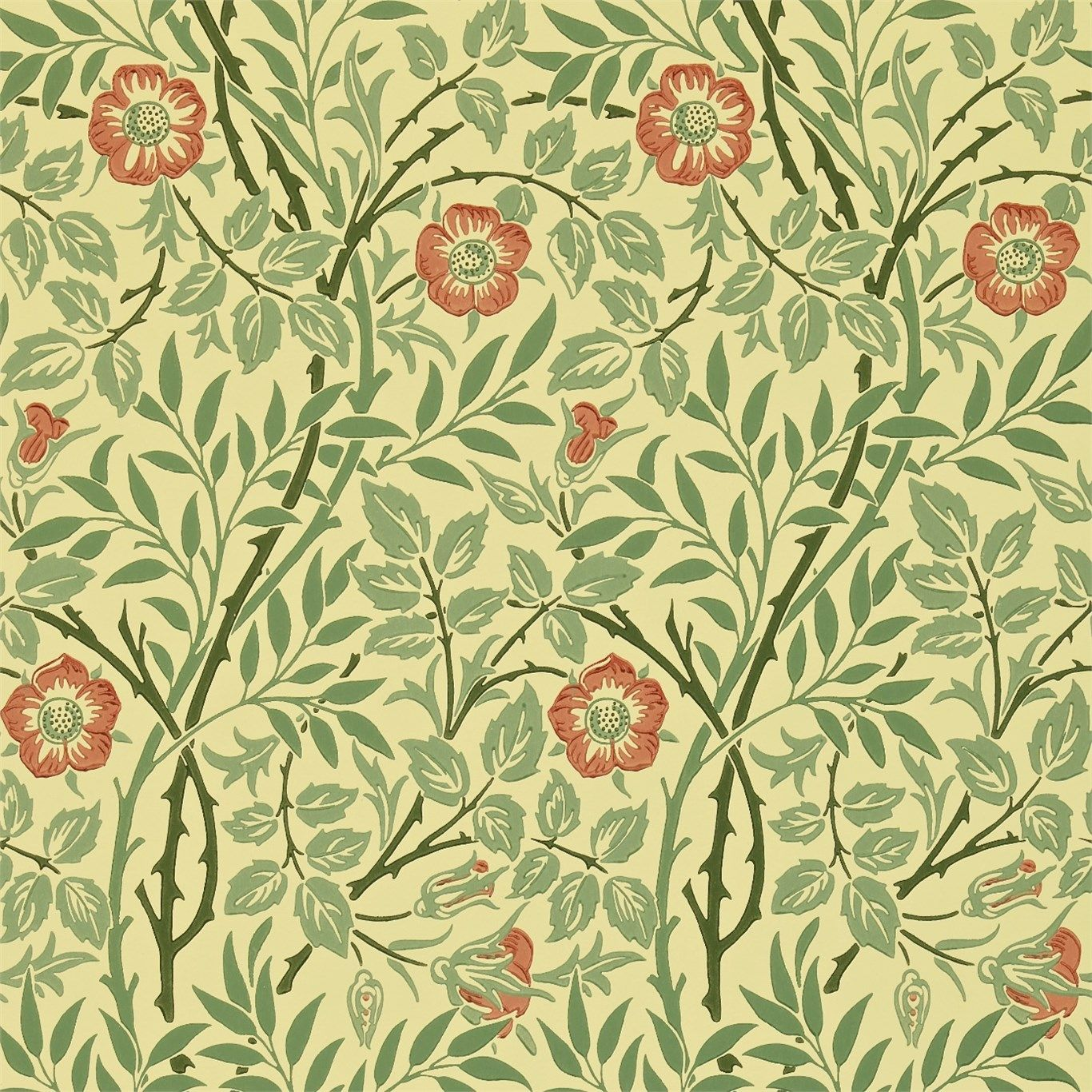 The Original Morris & Co - Arts and crafts, fabrics and wallpaper ...