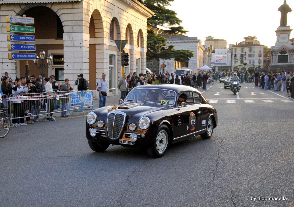 Lancia Aurela B 20 #1000Miglia by Aldo Masella