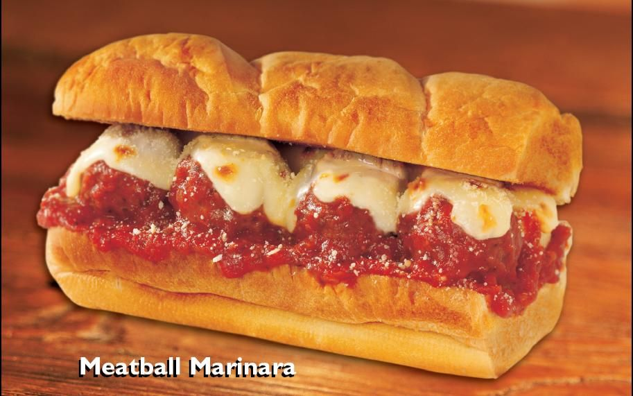 recipe: meatball marinara subway recipe [6]